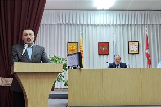 На еженедельном совещании в администрации Яльчикского района обсуждены актуальные вопросы
