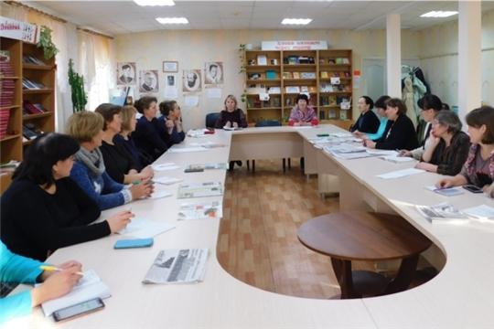 Обсуждены актуальные вопросы на семинаре библиотекарей