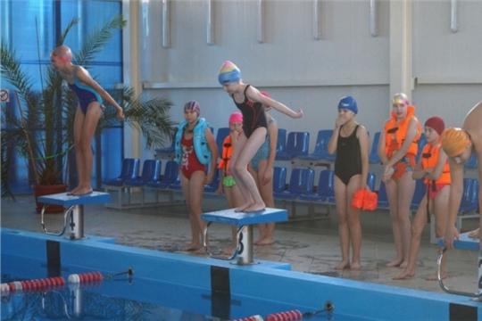 ВФСК «ГТО»: в бассейне плыть - здоровым быть