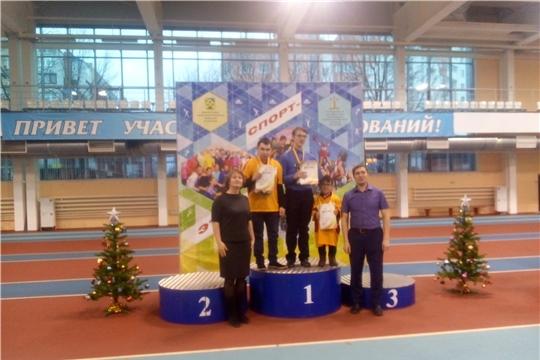 Лица с ограниченными возможностями здоровья  Яльчикского района приняли участие на республиканском фестивале спорта