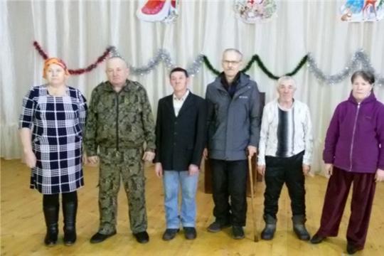 Литературно-музыкальный час «Мы вам дарим тепло своей души» в Малотаябинсом сельском поселении