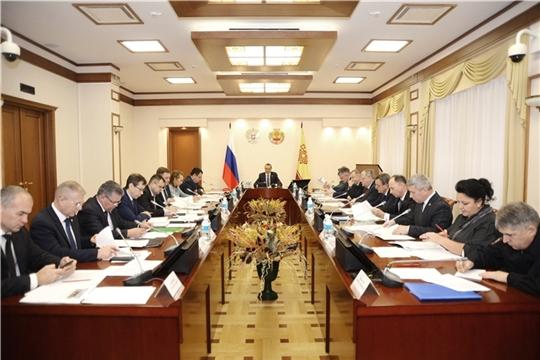 Михаил Игнатьев: «Празднование 100-летия Чувашской Республики – это народное, национальное торжество. Всё нужно сделать с душой»