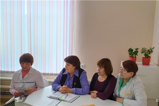 В Международный день инвалидов в Яльчикском районе состоялись встречи с населением