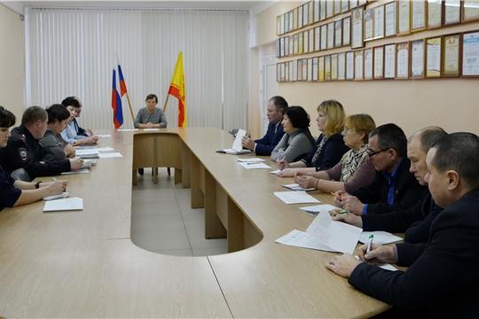 Состоялось заседание Совета по противодействию коррупции