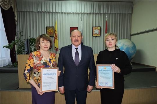 Актуальные вопросы обсуждены на еженедельном совещании руководителей Яльчикского района