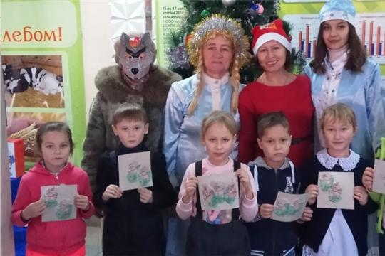 Мастерская Деда Мороза продолжает творческую работу