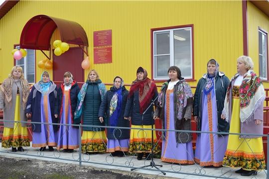 Открытие ФАПа в деревне Кичкеево