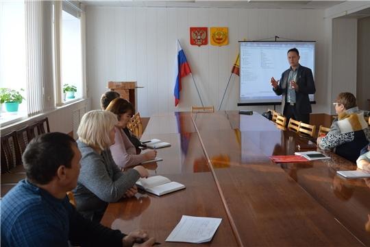 Состоялся выездной семинар Центра компетенции - КУП Чувашской Республики «Агро-Инновации»
