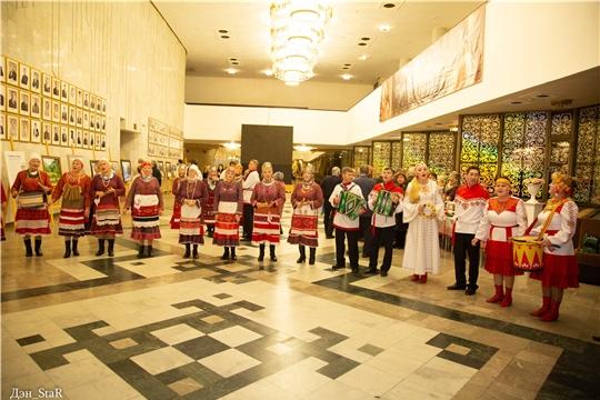 День Землячества Янтиковского района