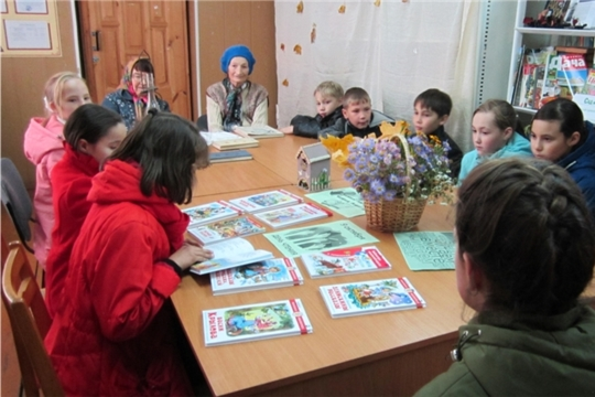 Литературно-краеведческий огонек «Дружу я с книгой и поныне»