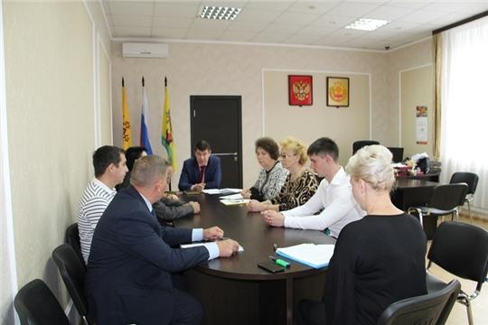 Состоялось заседание Общественного совета Цивильского района