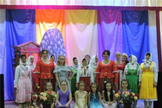 «Мы из деревни родом…» - открытие концертного сезона в Таушкасинском СДК