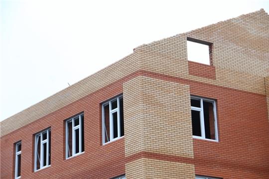 Обсуждены злободневные вопросы по строительству дошкольного учреждения г. Цивильска