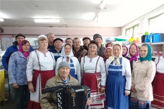 В День матери – праздничный концерт для мам в Поваркасинском поселении