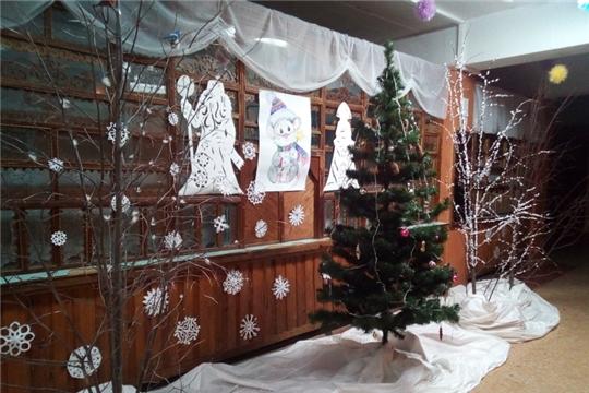 Второвурманкасинский СДК готов к встрече Нового года