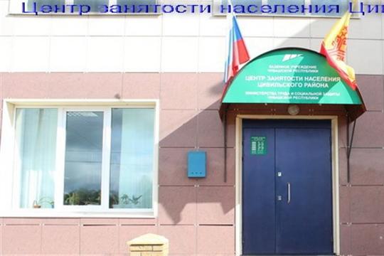 Профессиональная ориентация граждан в Цивильском районе