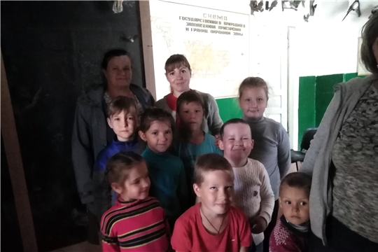 Познавательная экскурсия для детей в «Присурский заповедник»