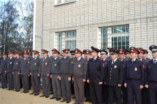 Межмуниципальный отдел МВД России «Алатырский» проводит набор кандидатов на службу в органы внутренних дел