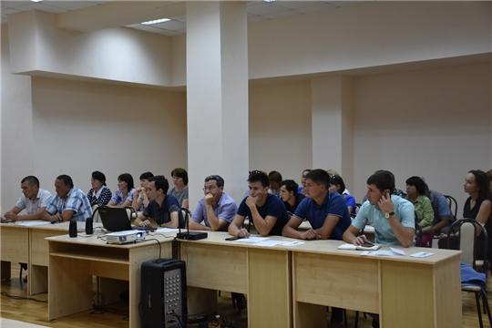 В Аликовском районе состоялся День малого и среднего предпринимательства