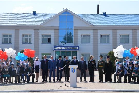 В Батыревском районе проведен торжественный митинг в честь 74-й годовщины Победы в Великой Отечественной войне