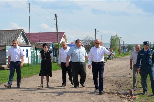 Единый информационный день в Батыревском районе