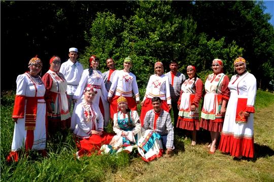 Празднование «Акатуя - Сабантуя» в Батыревском районе