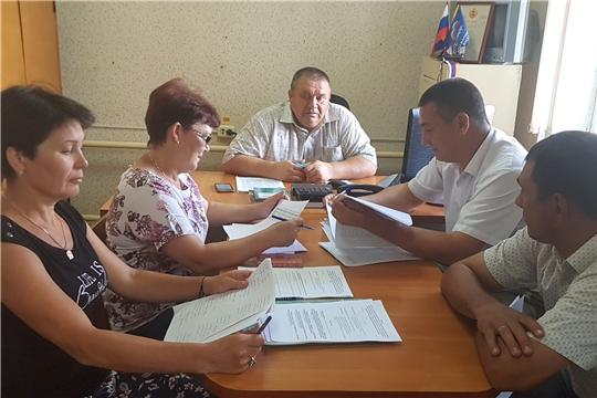 Продолжается работа межведомственной комиссии