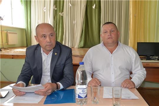 Выездное заседание комиссии по профилактике правонарушений в Татарско-Сугутском сельском поселении