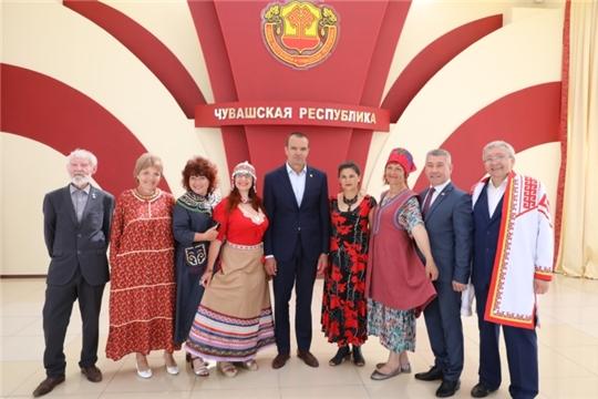 Чувашия глазами художников России, Беларуси
