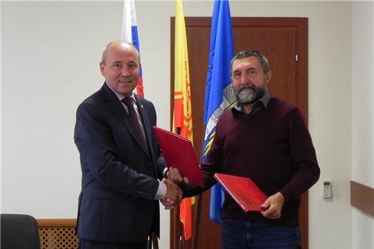 Подписание соглашения об организации Автономной некоммерческой организации «Образовательный центр «Сэлэт-Батыр»