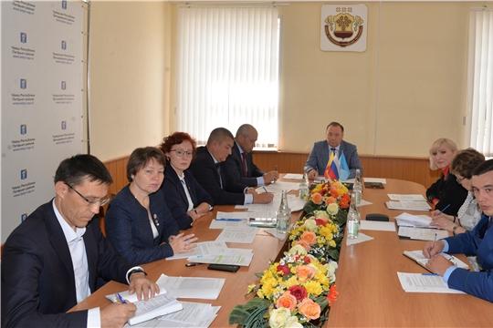 Главный федеральный инспектор по Чувашской Республике Геннадий Федоров провел прием граждан в Батыревском районе