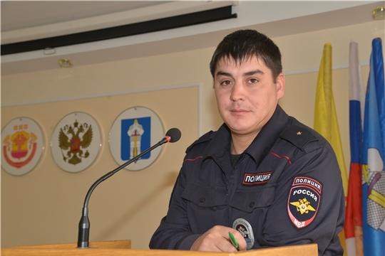 Заседание Комиссии по делам несовершеннолетних и защите их прав при администрации Батыревского района