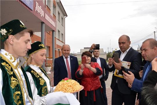 Р.Селиванов: считаю, что мы сильны тем, что умеем дружно жить, развиваться, строить...