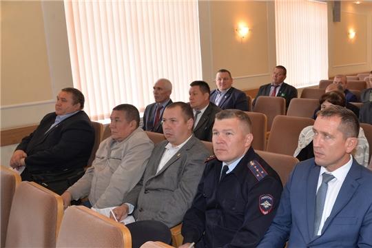Очередное заседание Совета по вопросам охраны здоровья населения