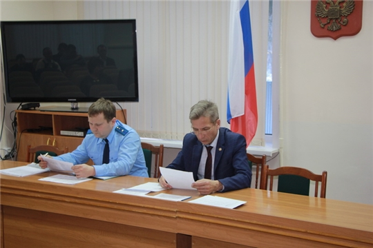Об очередном заседании Комиссии по профилактике правонарушений Чебоксарского района