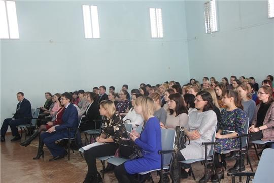 Единый информационный молодежный день состоялся в Чебоксарском районе!