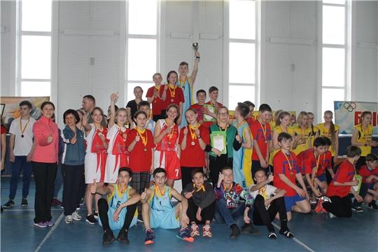 Школьный спортивный клуб «Лидер» Кугесьского лицея – победитель республиканских спортивных игр