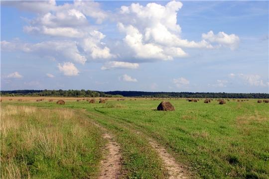 Общая площадь земель Чувашской Республики не  изменилась