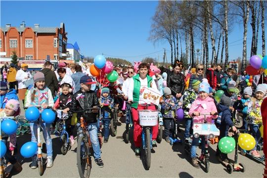 Открытие нового сезона велобиблиотеки