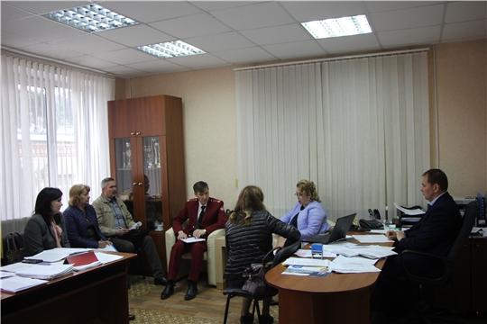 О проведении заседания санитарно-противоэпидемической комиссии администрации Чебоксарского района 07.05.2019.