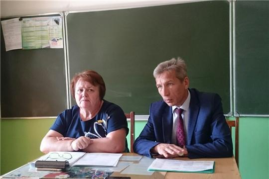 Единый информационный день в Чебоксарском районе