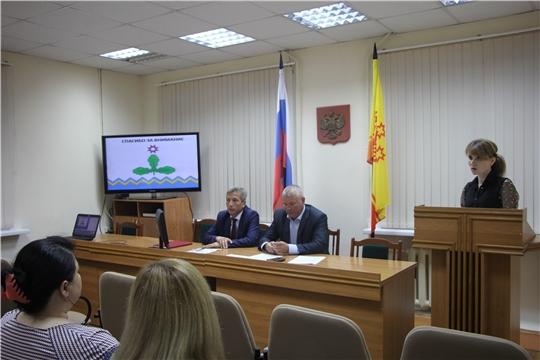 Публичные слушания по исполнению бюджета Чебоксарского района за 2018 год прошли в администрации района
