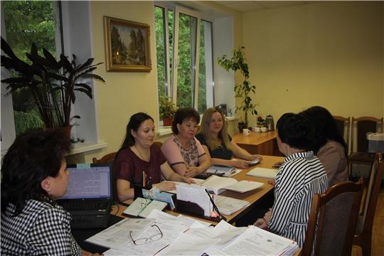 Проведена отраслевая балансовая комиссия администрацией Чебоксарского района Чувашской Республики