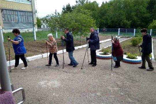 Прогулки на свежем воздухе – залог здоровья и долголетия