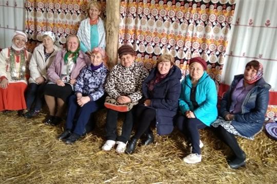 В этнокомлексе «Ясна» - к истокам чувашских традиций.