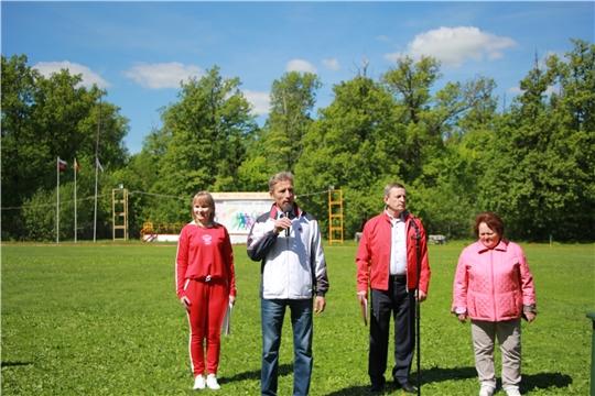 Команда администрации Чебоксарского района приняла активное участие в легкоатлетической эстафете на призы газеты «Тăван Ен»