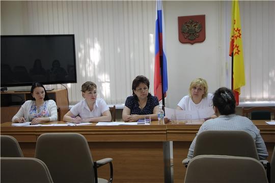 Очередное заседание комиссии по повышению устойчивости социально-экономического развития Чебоксарского района
