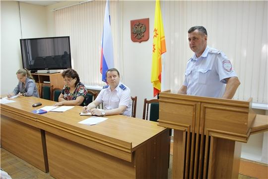 Состоялось совместное заседание Совета по делам национальностей Чебоксарского района и Межведомственного совета Чебоксарского района по взаимодействию с религиозными объединениями