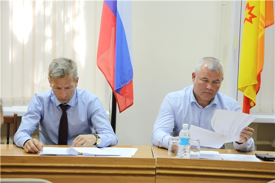 В администрации района состоялось заседание Совета по противодействию коррупции