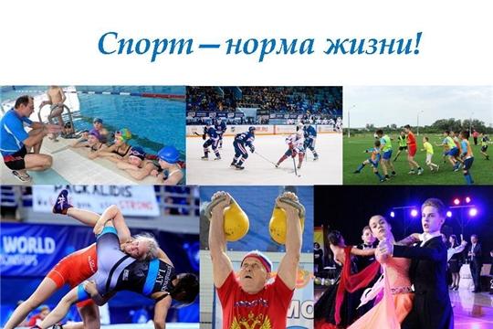 Реализация регионального проекта «Спорт – норма жизни» на особом контроле